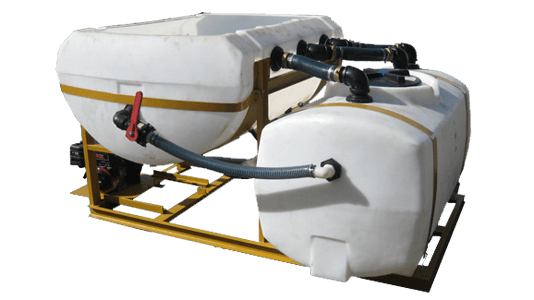 A Turbo Turf Hydroseeder Is The Fastest And Easiest Way To