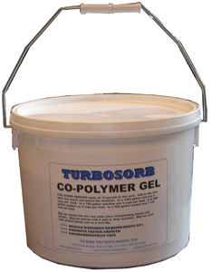TurboSorb CoPolymer Gel