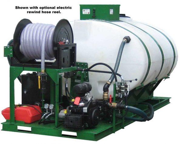 Turbo Turf HM-1000-HARV-E Hydroseeder