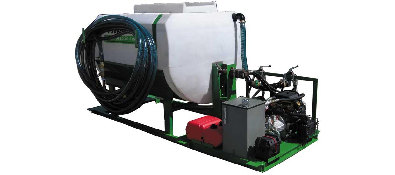 HM-500-HARV-E Hydraulic drive mechanical hydroseeder