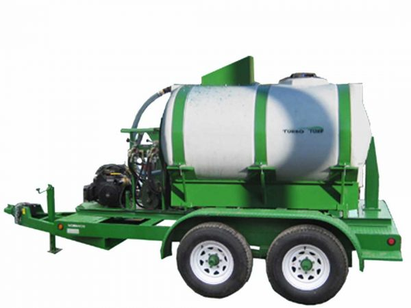 Turbo Turf HM-750-HARV-E-P Trailer type hydroseeder