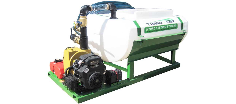 Turbo Turf HS-300-XPW hydroseeder