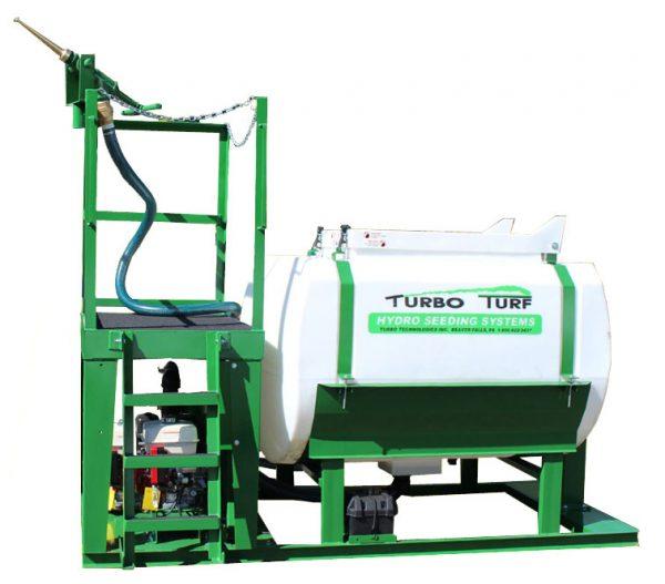 Turbo Turf HY-500-HE hydroseeder