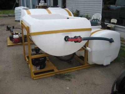 Turbo Turf's BM-450 Brine Maker on clearance