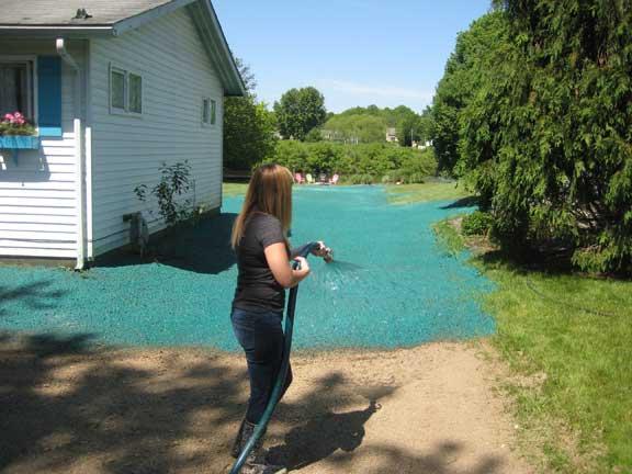 Hydroseeding in Mercer Co PA