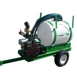 HS-50-P Turbo Turf Hydroseeder