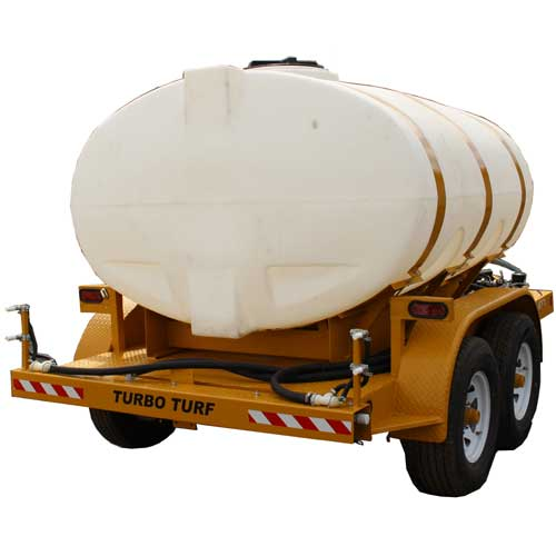 Turbo Turf ICS-1000-P trailer mounted brine sprayer