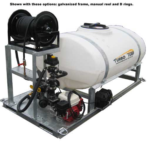 Turbo Turf ICS-300 Brine sprayer